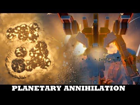 Tower Defense! - Planetary Annihilation Titans