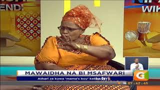 Bi Msafwari   Mama's Boy