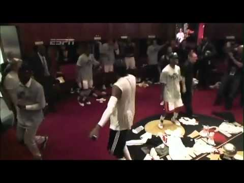 Miami Heat Easter Conference Finals Celebration
