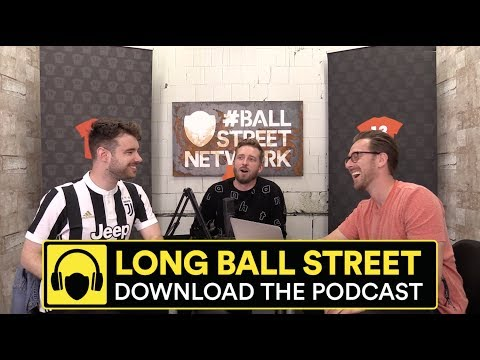 MODERN FOOTBALL & SOCIAL MEDIA FT. LAURENCE FROM TRUE GEORDIE   LONG BALL STREET PODCAST