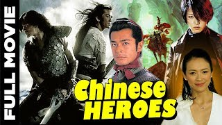 Chinese Hero Full Hindi Dubbed Movie | Hollywood Action Movies Hindi Dubbed HD