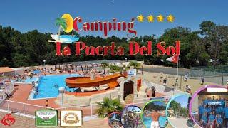 Camping La Puerta Del Sol****