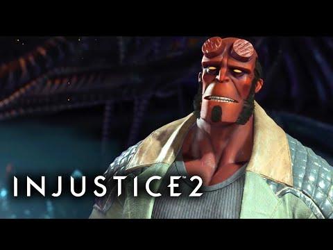 Injustice 2 - Legendary Edition Announcement Trailer