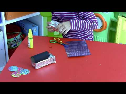 Manualidad tren youtube - Videos de art attack manualidades ...