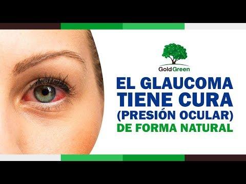 El Glaucoma tiene Cura - Presion Ocular Tratamiento - Como se Cura el Glaucoma - Gold Green