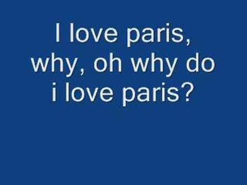 I Love Paris (Ella Fitzgerald) Cey.