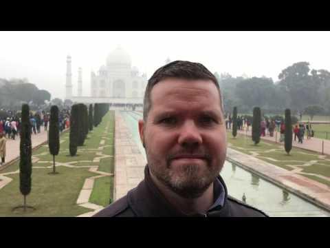 My India Trip:  Agra And The TAJ Part 2