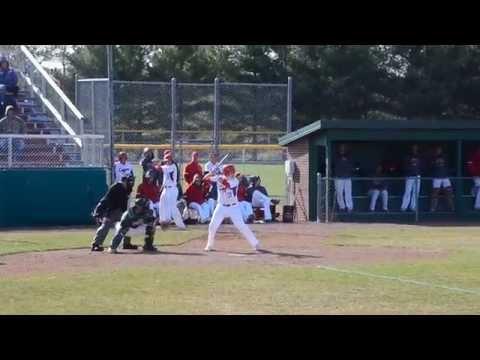 04-03-15 Lincoln Land Baseball's 11 Run 5th Inning
