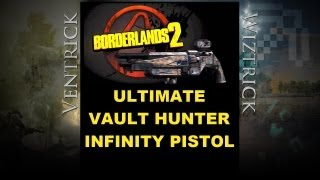 Borderlands 2 - Doc Mercy now drops Infinity Pistol in Ultimate Vault Hunter Mode. Tutorial