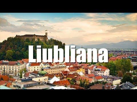 Ljubljana City Tour, Slovenia. Guia de Ljubljana, Eslovenia.
