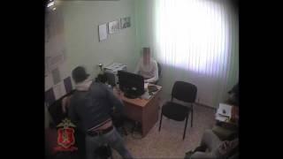 В Красноярске задержана банда вымогателей