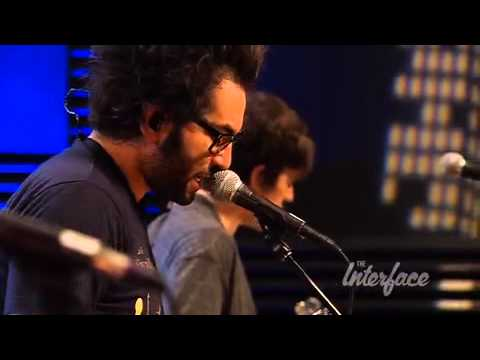 Motion City Soundtrack - Everything Is Alright (Live AOL studios)