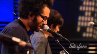 motion city soundtrack everything is alright live aol studios
