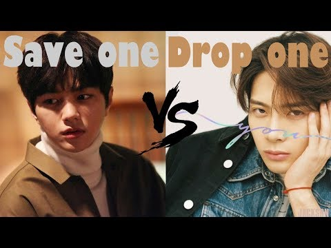 SAVE ONE DROP ONE I (Kpop songs)