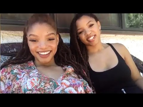Chloe X Halle on New Music, 'The Little Mermaid' and the Future of 'grown-ish' (Exclusive)