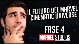 The FUTURE of MARVEL CINEMATIC UNIVERSE - Phase 4 and Theories