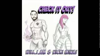 Will I AM feat Nicki Minaj - Check it Out (With Lyrics)