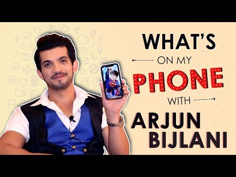 Arjun Bijlani: What's On My Phone | Phone Secrets Revealed | Exclusive