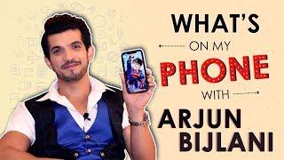 Arjun Bijlani: What's On My Phone   Phone Secrets Revealed   Exclusive