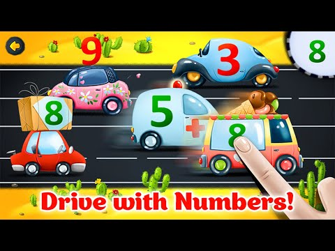 123 Game For Kids-number Learning Game For The Children | Kids Education-preschool Learning Game
