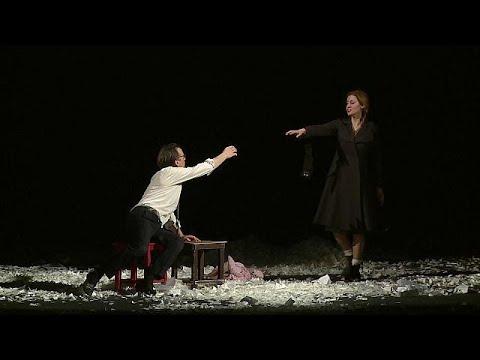 euronews (deutsch): Sotschi Winter International Arts Festival 2018