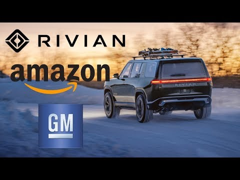 Why the Rivian / GM / Amazon deal could be a win-win-win