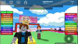 Escape da Barbie no Roblox