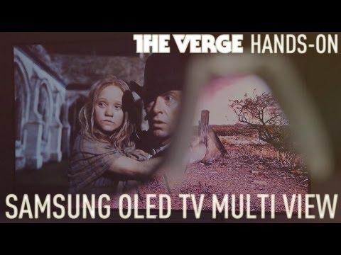 Un televisor para ver dos pelis a la vez