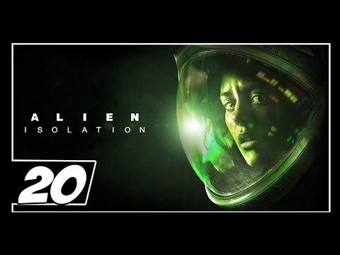 Alien: Isolation: Detonado Parte 20 - Androids Descontrolados!!!  - Dublado em português [PS4]