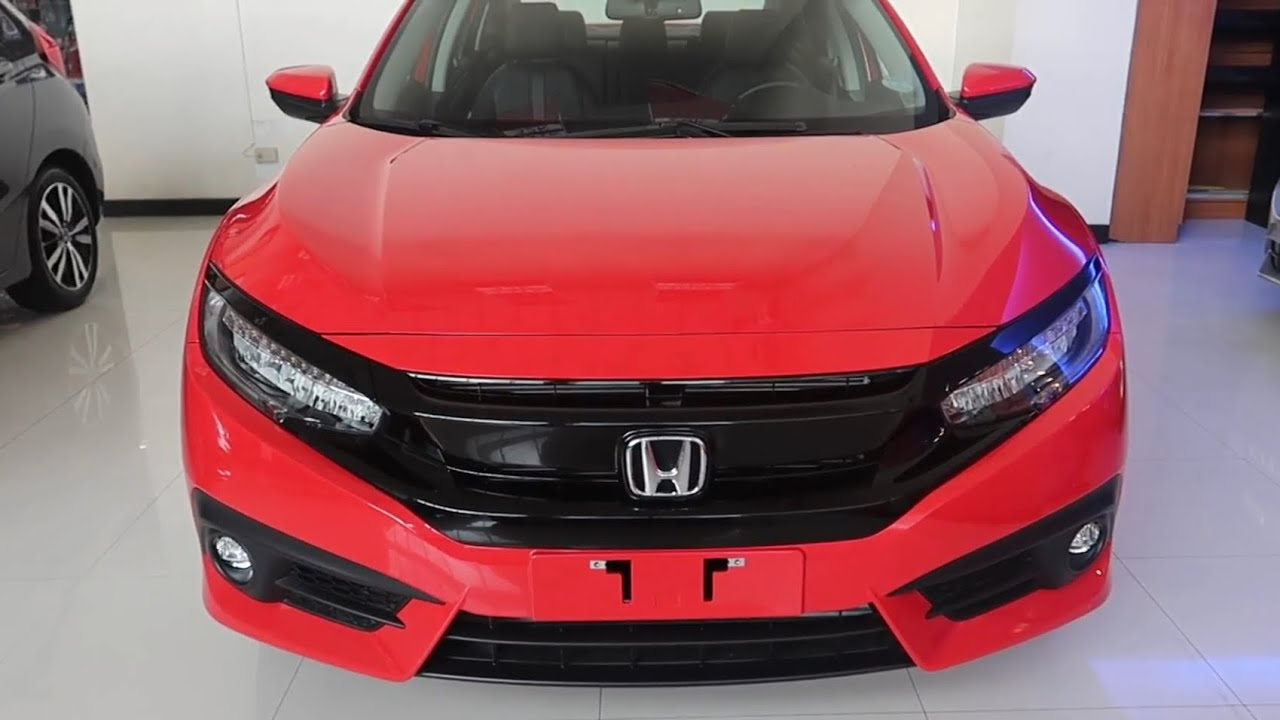 Kelebihan Harga Civic Turbo 2018 Review