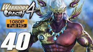 """Warriors Orochi 4 Story Mode Gameplay PC #40   """"The God"""