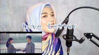 Download lagu ' COVER ' 볼빨간사춘기 (BOL4) - 'Love Letter' Start Up OST Part 12 with MV