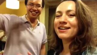 Vietnam #4: ЕДА, много еды и обзор номера Hanoi Skylark Hotel