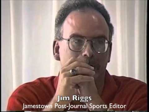 Jim Riggs (1997) on Sports Memories