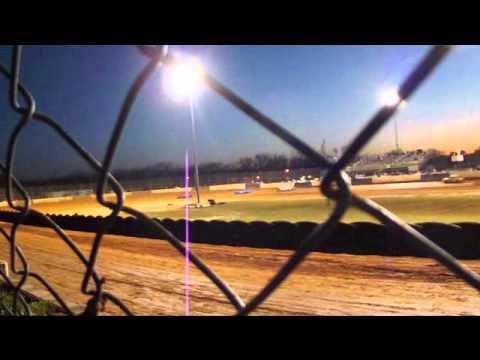 Mini Stock Heats Albany Motor Speedway March 16,2013