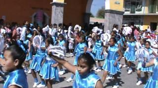 17 Desfile Altepexi Puebla 20 de Noviembre