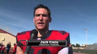 Postgame: Dayton Football vs San Diego 10-10-15
