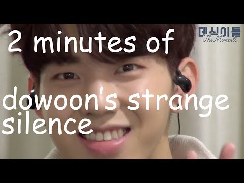 DAY6: The Moments But Its Just Dowoon On Camera Not Speaking