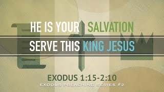 HE is Your SALVATION; SERVE this KING JESUS - Pastor Billy Jung