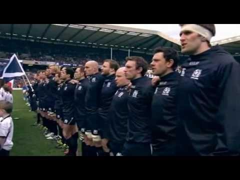 Scotland Rugby Anthem (Flower Of Scotland)
