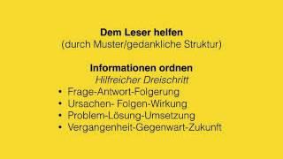 Abi/ Deutsch/ Materialgestütztes Schreiben/ informativer Texte