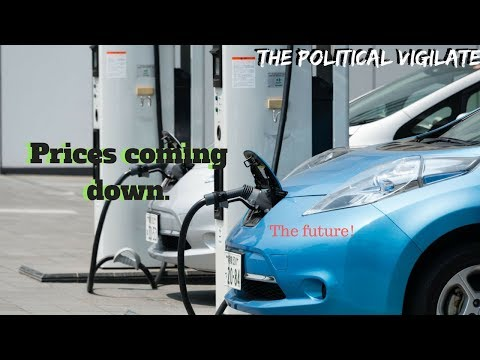 EV Cars Will Become Cheaper Than Gas — The Political Vigilante