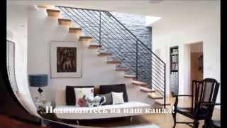 видео Кухня с лестницей