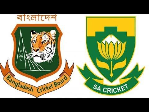 Bangladesh vs South africa , 3rd ODI - Live Cricket Score