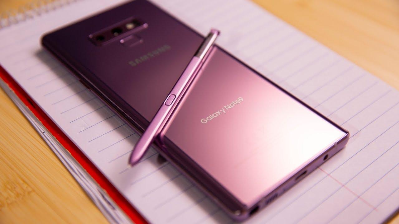 Samsung Galaxy Note 9 S Pen Tips Tricks Youtube