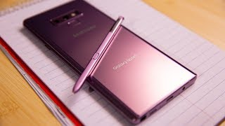 Samsung Galaxy Note 9 S Pen tips & tricks
