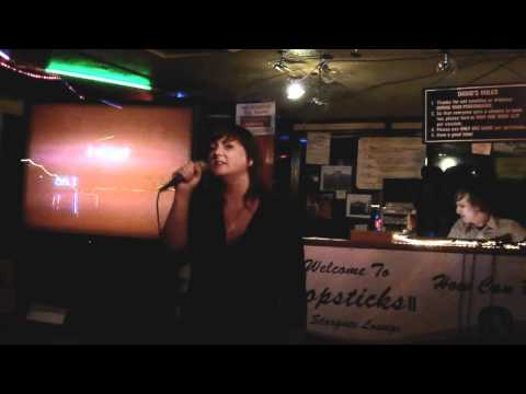 Karaoke cover of The Pretenders song My City Was Gone