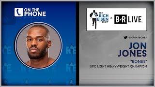 UFC Light Heavyweight Champ Jon Jones Talks Thiago, Cormier, & More w/ Rich Eisen | Full Interview