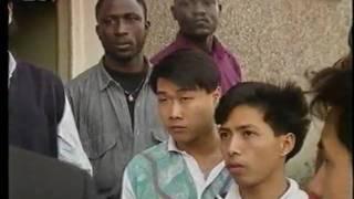 Pogrome von Hoyerswerda September 1991
