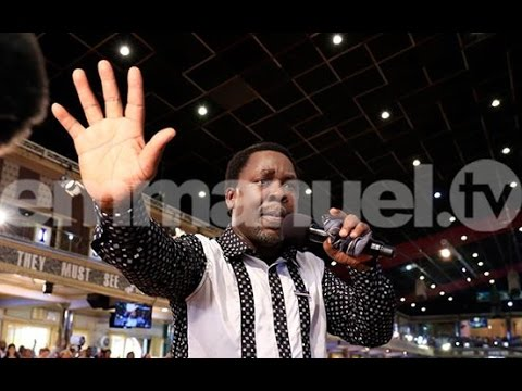 SCOAN 04/12/16: (Part 3/3) Mass Prayer, Prophecy and Deliverance with TB Joshua